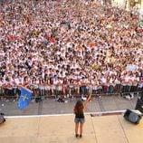 Los 6241 asistentes de la macrogamba