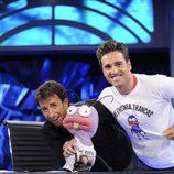 Pablo Motos, David Bustamante y las hormigas