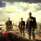 Cartel del crossover de las tres secuelas de 'CSI'