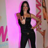 La cubana Marbelys Zamora en la presentación del nuevo programa