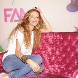 Paula Vázquez en 'Fama Revolution'