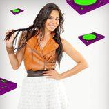 Marbelys Zamora en una foto promocional del programa 'Fama Revolution'