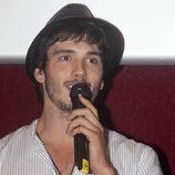 Yon González en Vitoria