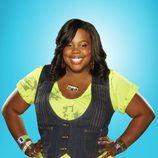 Amber Riley de 'Glee'