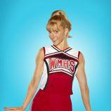 Heather Morris de 'Glee'