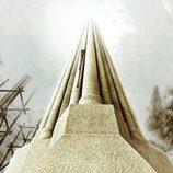 Columna sangrante de 'Los Pilares de la Tierra'