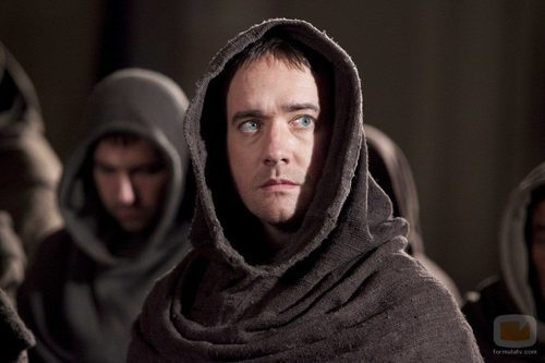 Matthew Macfadyen de 'Los Pilares de la Tierra'