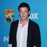 Cory Monteith en el preestreno de 'Glee'
