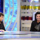 Chayanne con Pablo Motos en 'El hormiguero'