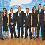 Equipo de 'Informativos Telecinco'