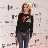 Marcia Cross en 'Stand Up to Cancer'