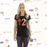 Kristen Bell en 'Stand Up to Cancer'