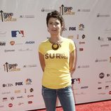 Maura Tierney en 'Stand Up to Cancer'
