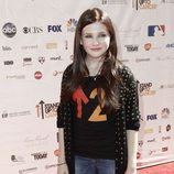 Abigail Breslin en 'Stand Up to Cancer'