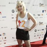 Natasha Bedingfield en 'Stand Up to Cancer'
