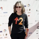 Sally Field en 'Stand Up to Cancer'