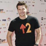 David Boreanaz en 'Stand Up to Cancer'