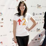 Mandy Moore en 'Stand Up to Cancer'