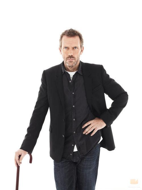 Hugh Laurie es Gregory House