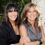 Lorena Castell y Patricia Gaztañaga