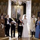 Boda de Alfonso de Borbón y Carmen Martínez-Bordiú