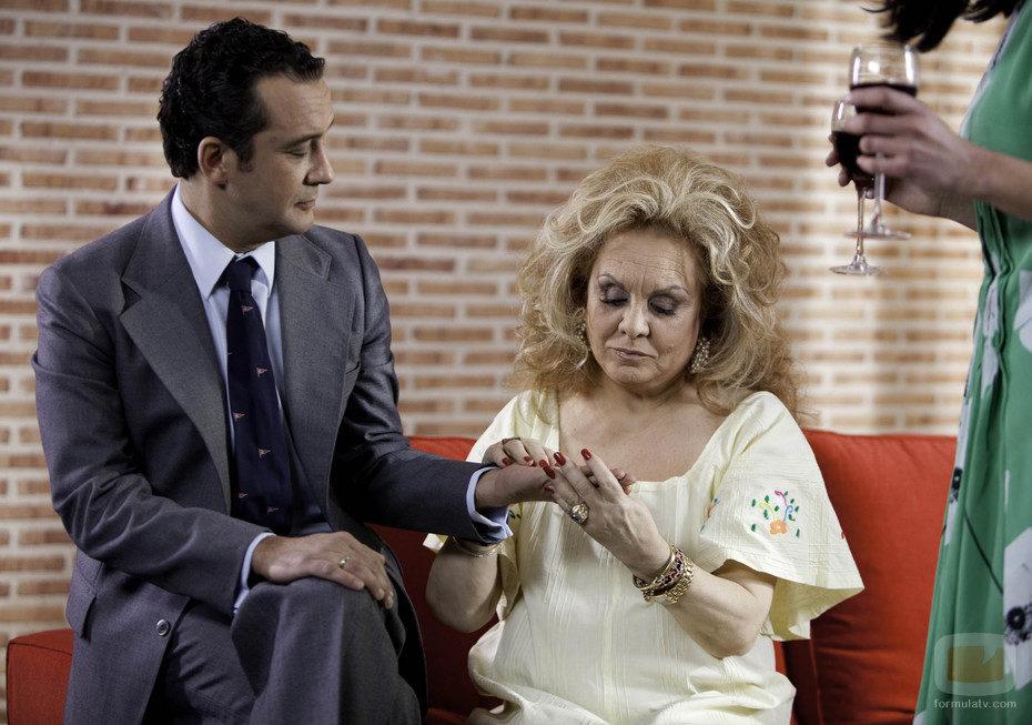 Paloma Cela en 'Alfonso, el príncipe maldito'