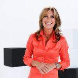 Patricia Gaztañaga sonríe