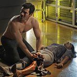 Una herida en 'CSI: Miami'