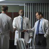 Peter Jacobson, Omar Epps y Jesse Spencer en 'House'
