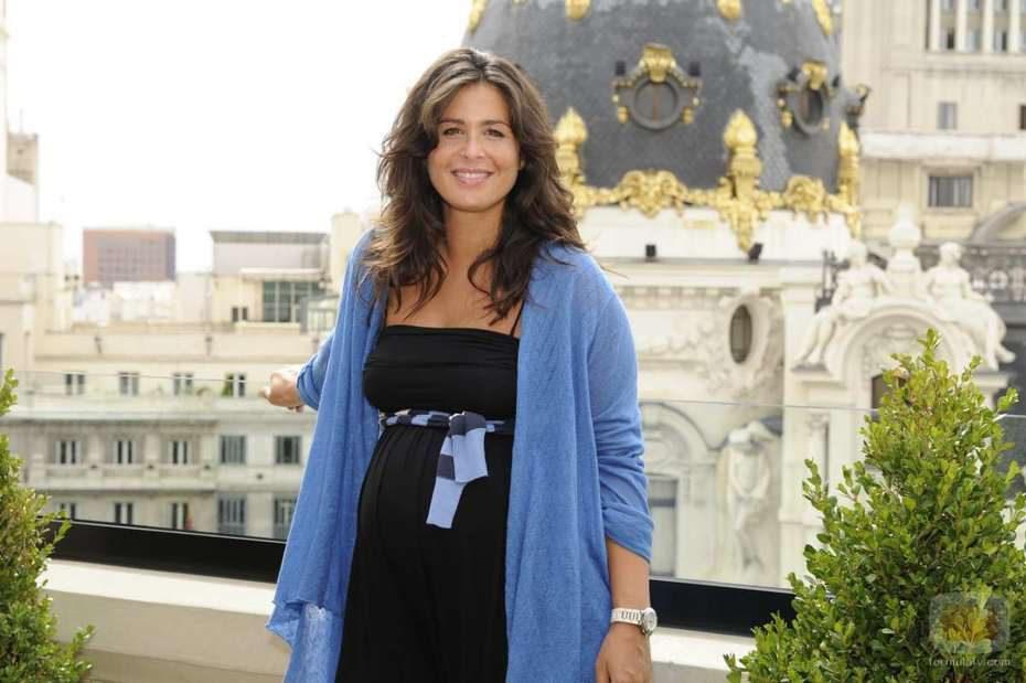 Nuria Roca, presentadora de 'Tu vista favorita'