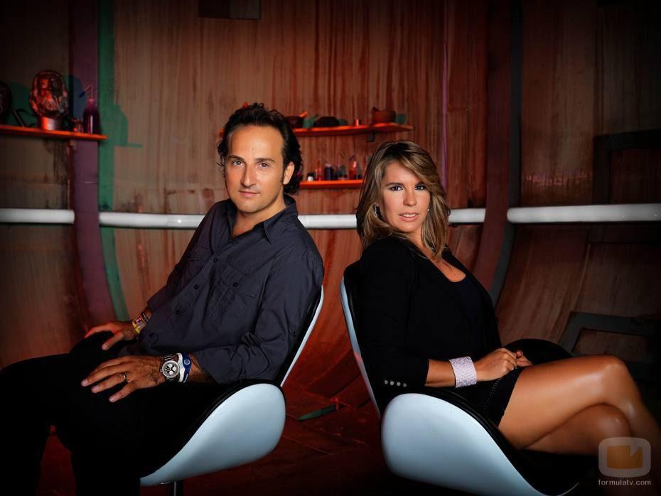 La pareja de presentadores iker jim nez y carmen porter for Capitulos de cuarto milenio