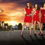 Renee Perry (Vanessa Williams) llega a Wisteria Lane