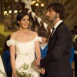 Fermín y María contraen matrimonio