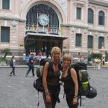 Sonia y Menchu de 'Pekín express'
