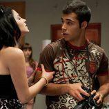 Yoli y Román en 'Deseo'