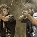 César y Román Bravo disparan en 'Tierra de lobos'