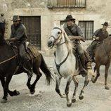 'Tierra de lobos' a caballo