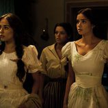 Almudena, Isabel y Nieves Lobo