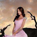 Dafne Fernández es Nieves Lobo en la serie de Telecinco. 'Tierra de lobos'