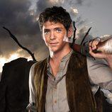 Junio Valverde, del elenco de 'Tierra de lobos'