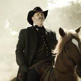 Juan Fernández en la serie 'Tierra de lobos'