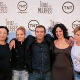 Actores de 'Todas las mujeres'