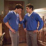 Iván y Marcos en 'El último aliento'