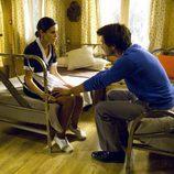 Iván y María en 'El último deseo'