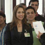 Adriana acude a votar en 'Doctor Mateo'