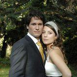 Antonio Zabalburu y Beatriz Segura