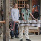 Foto de la tercera temporada de 'Prison Break'