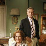 Manuel Galiana y Mary Carmen Ramírez, una de las parejas de 'Escenas de Matrimonio'