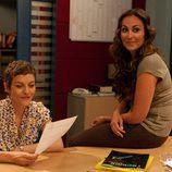 Olimpia y Clara en 'Crisis'