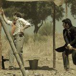 Aníbal golpe a Jean Marie con un martillo